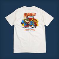 Oldblue Tee - The Lighter Ounces