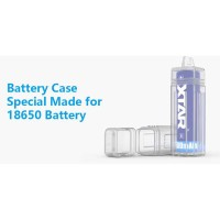 Xtar Battery Case for 18650 Shockproof - XB1