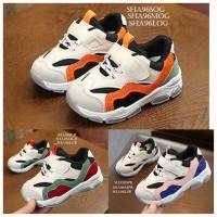 SPT20 - sepatu sneakers anak balita walker shoes