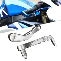 Import NEVERLAND Motorcycle 3D Lever Guard Protector 22mm 7/8
