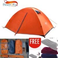 Tenda 2-3 orang Ultralight Double Layer