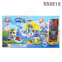Paw Patrol Parking Lot - 553212