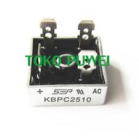 KBPC2510 KB PC2510 KBPC 2510 25A 1000V Dioda bridge IC DD01