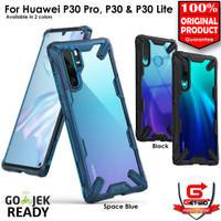 Case Huawei P30 Pro / P30 Ringke Fusion X Case Anti Crack Original