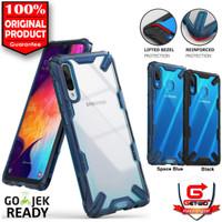 Case Galaxy A50 A30 A20 Ringke Fusion X Case Original Anti Drop