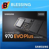 SSD SAMSUNG 500gb 970 Evo PLUS NVMe M2 MZ-V7S500BW