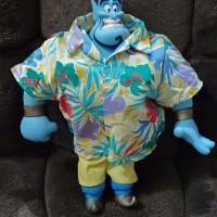 Boneka Genie Aladin Disney with Hawaian Suit