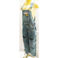 444-449* 7-10 tahun Overall baju kodok monyet jeans panjang anak keren