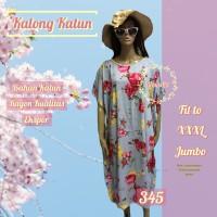 Daster Kalong/ Kelalawar 100% Katun Ready Stock Motif Terbaru