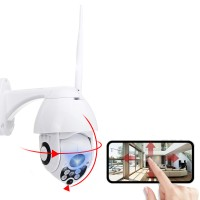 Wifi IP Camera HD 1080P WiFi Wireless CCTV PTZ IP Camera Smart Audio
