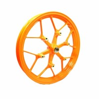 Velg Depan (Wheel FR) Orange Sonic 150R