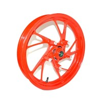 Velg Depan (Wheel Sub Assy FR) Merah New CB150R Streetfire K15G K15M