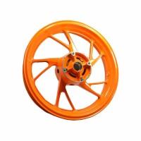Velg Racing Belakang Orange New CB150R Streetfire & New CBR 150R K45G