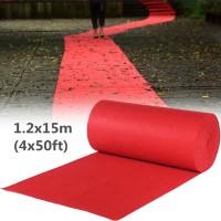 SALE!!! Karpet Alas Lantai dengan Ukuran Besar dan Warna Merah