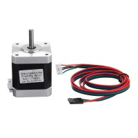 17HS8401 4-lead Nema17 Stepper Motor With 1M DuPont Cable