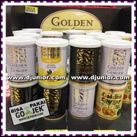 GOLDEN GINGER - PERMEN JAHE SUSU KOPI LEMON CANDY HOT SUNNY VILLE