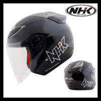 Helm Nhk R6 Solid Promo Special