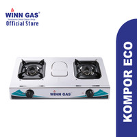 Winn Gas Kompor 2 Tungku W288