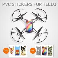 Harga paling terlaku dji tello cool waterproof pvc stickers drone body | antitipu.com