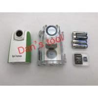 Construction Camera BRINNO TLC-200 + housing ATH-110 / Timelapse Cam
