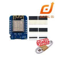 WeMos D1 mini NodeMcu Lua WIFI arduino IOT based on ESP8266 ESP12EX