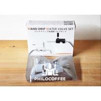 Mandritech Handrip Water Valve Set (White)