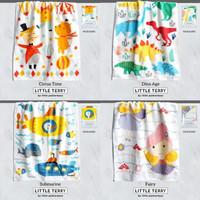 LITTLE TERRY by Little Palmerhaus Handuk bayi lembut 50x100 Baby Towel