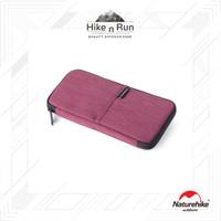 Dompet travel Naturehike Travel Documen NH17C001-B Purple