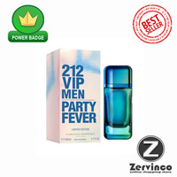 Carolina Herrera 212 Vip Men Party Fever For Men Edt 100ml