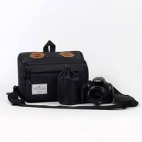 Tas Kamera Army green Premium Carion Original Mewah keren Terbaru Awet