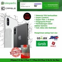 Case iphone 7 7+ 8 8+ plus X XS XR XS Max Cafele Original