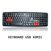 Komic Keyboard USB K830