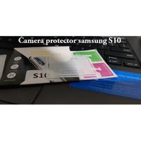 Samsung S10 camera tempered glass