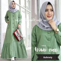 Baju Maxi Dress Hijab Baju Gamis Murah Baju Gamis Wanita Terbaru CM1
