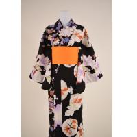 Kimono Yukata Wanita Tradisional Jepang 306