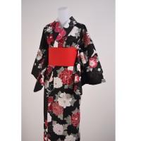 Kimono Yukata Wanita Tradisional Jepang 311