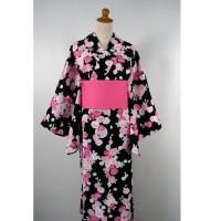Kimono Yukata Wanita Tradisional Jepang 305