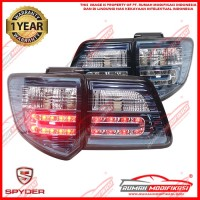 STOP LAMP - FORTUNER 2012-2015 - SONAR - HYBRID BLUE - LED