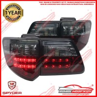 STOP LAMP - FORTUNER 2012-2015 - SONAR - RED SMOKE - LED