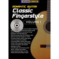 Buku Gitar - Romantic Guitar Vol.1