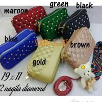 Tas Fashion Nagita Diamond Selempang Import