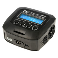 SkyRC S65 AC Digital Charger LiPo 2-4s 6A 65W