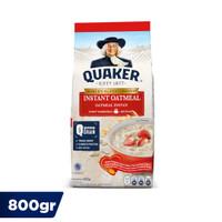 Quaker Instant Oatmeal 800 Gr