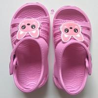 Sepatu Karet Anak Wanita PreWalker Anak Perempuan Sandal Cewek Cantik