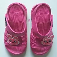 Sendal PreWalker Anak Perempuan Sandal Karet Wanita Sepatu Cewek
