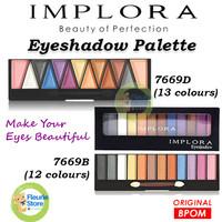 IMPLORA Eyeshadow Palette Original BPOM
