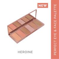 HEROINE X HARUMI PS PERFECT EYE & FACE PALETTE