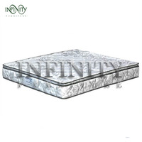 Comforta Kasur Spring Bed Super Fit Silver 200 *MATTRASS ONLY*