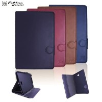 iPad Air 2 Leather Flip Stand Book Soft Cover Case Casing Sarung Kulit