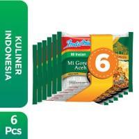 6 Pcs - Indomie Mi Goreng Aceh